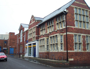 Office space in The Old Schoolhouse Salisbury Street, Barton Hill